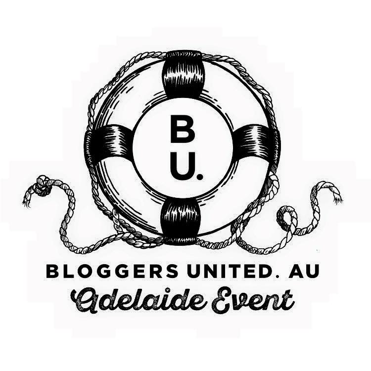 Bloggers United Adelaide Event logo